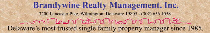 Brandywine                    Realty Management, Inc.
